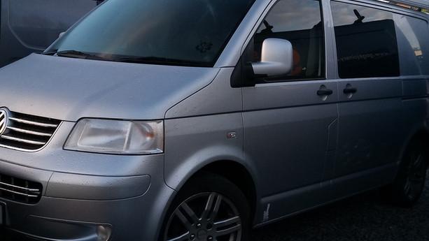 Volkswagen Transporter T5 - SOLD