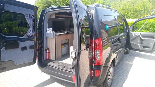 For Sale Mercedes Citan LWB Camper -DEPOSIT TAKEN