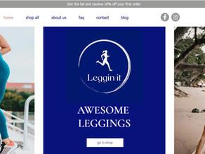 Client Online Shop Now Live!