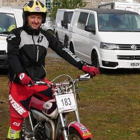 MOTORSPORT WITH MY CONVERTED RACE VAN