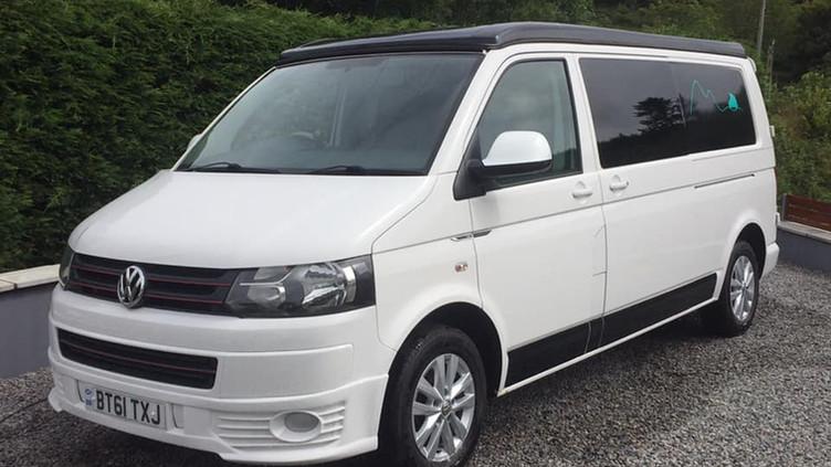 For sale Volkswagen Transporter T5 LWB - SOLD