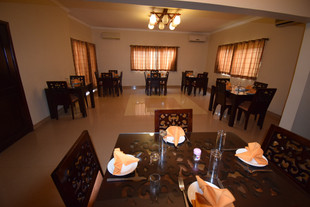 Secondary Dining Hall / Private Dining Room