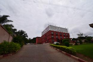 Hotel & Restaurant Entrance