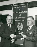 Bill Collins & Lewis L Wickline, 1st Gol