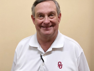 Central Oklahoma member receives honor from OU