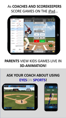 Coaches Score on iPad