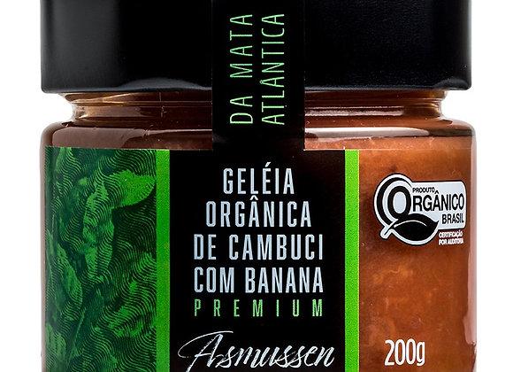 Geléia Orgânica de Cambuci com Banana  200g