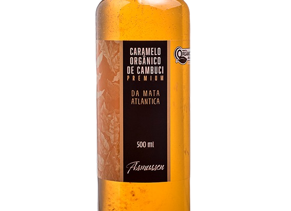 Caramelo Orgânico de Cambuci   500mL