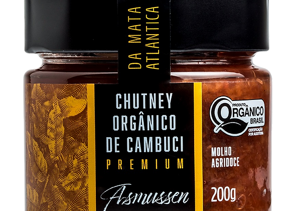 Chutney Orgânico de Cambuci  200g