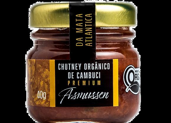 Chutney Orgânico de Cambuci  40g