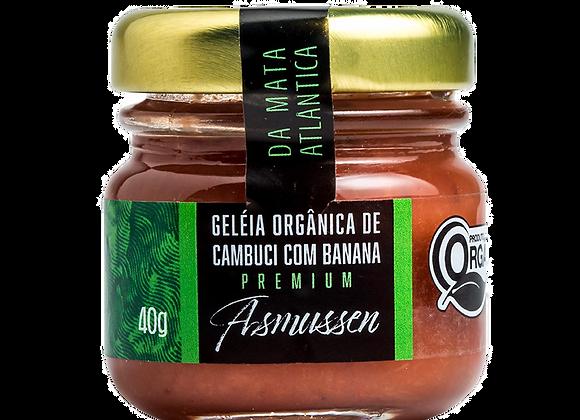 Geléia Orgânica de Cambuci com Banana   40g