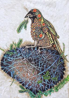Baselitz Birdy