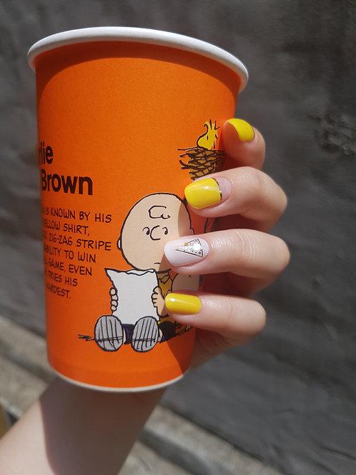 Gel nail strips n.4502 - Spumaggiante