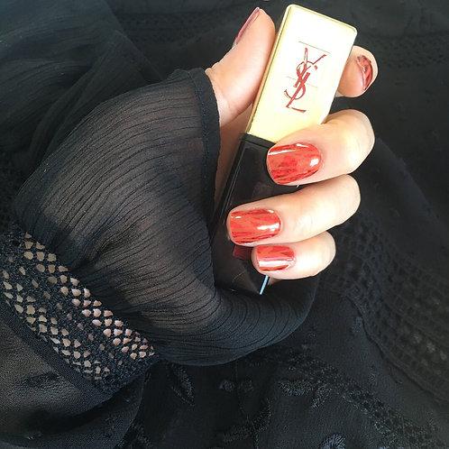 Gel nail strips N.4513 Intrigante