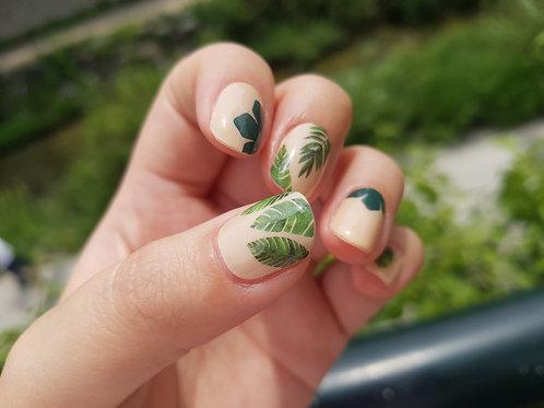Gel nail strips n.4505 - Fata del boschi