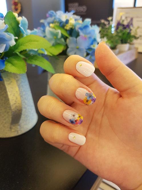 Gel nail strips n.4504 - Profumoso