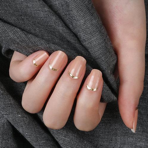 Gel nail strips n.5001