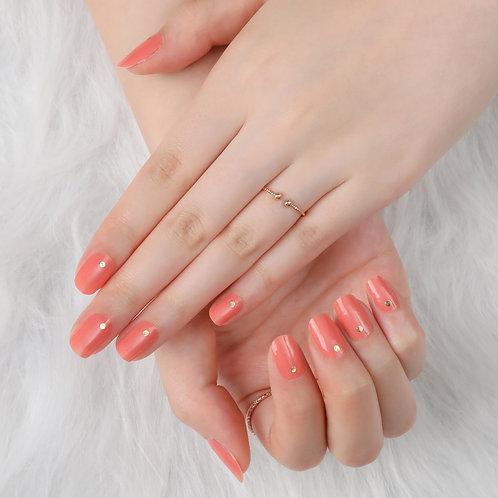 Gel nail strips n.5002