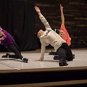 No Fear in Christ Dance Show