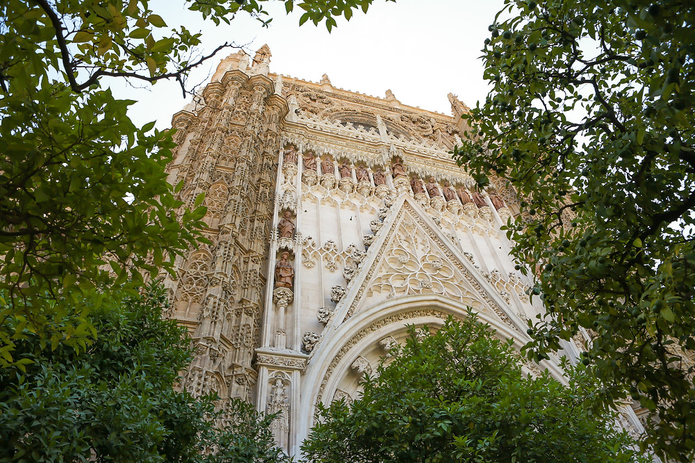 Sevilla, España, Seville, Spain, study abroad, Rose Wine Photography, Europe, mudejar, mudéjar, Cathedral, Gothic, Catedral