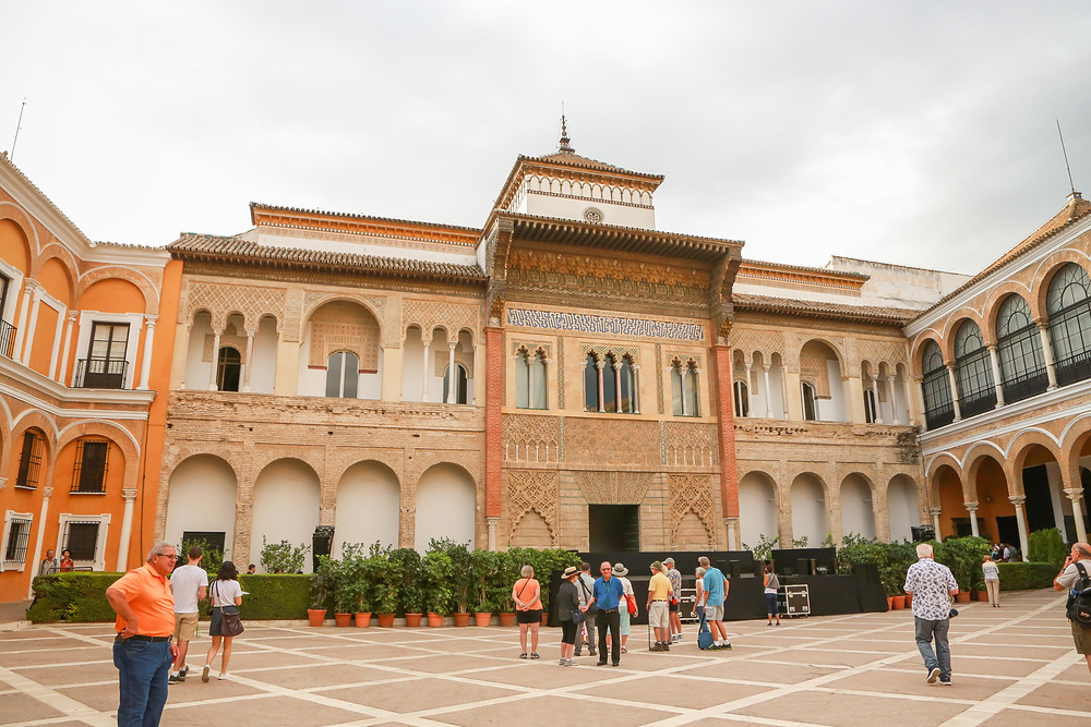 Sevilla, España, Seville, Spain, study abroad, Rose Wine Photography, Alcázar, Alcazar, castles, Europe, mudejar, mudéjar