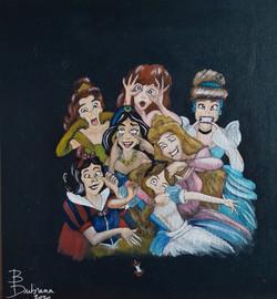 Les Princesses se lâchent
