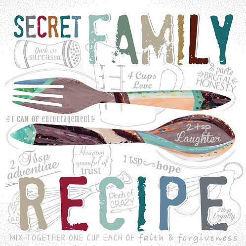 Secret Family Recipe