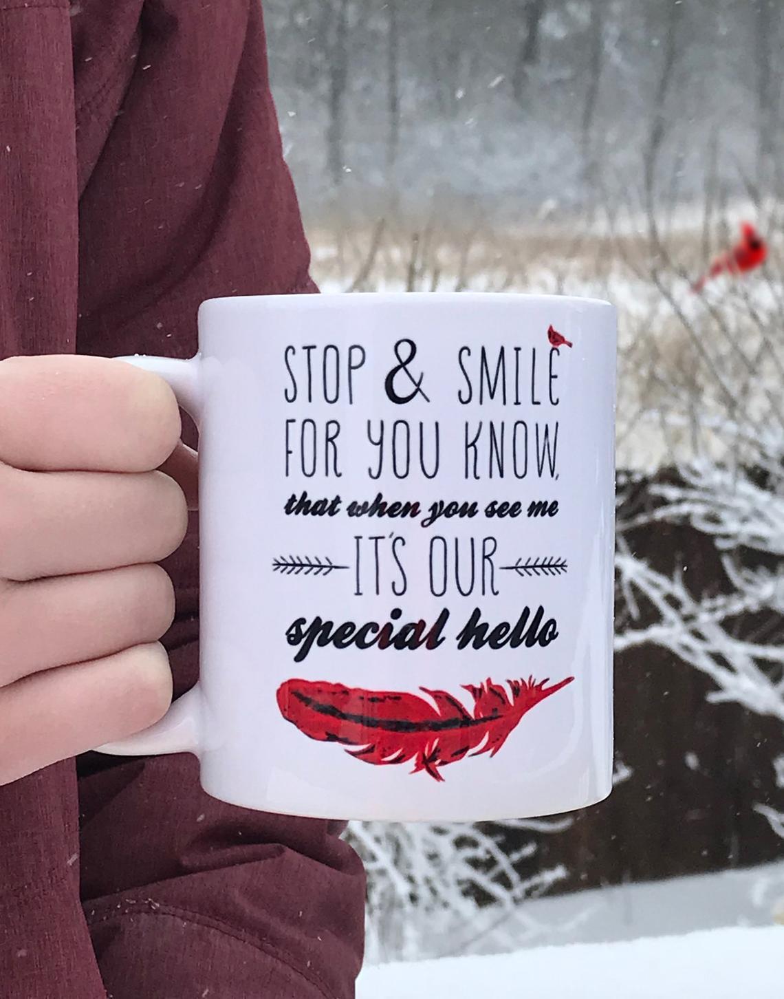 Cardinal Mug | Lost Loved Ones