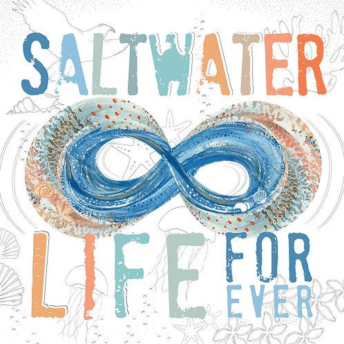 Saltwater Life - Infinity