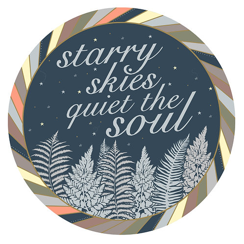 Starry Skies Quiet The Soul