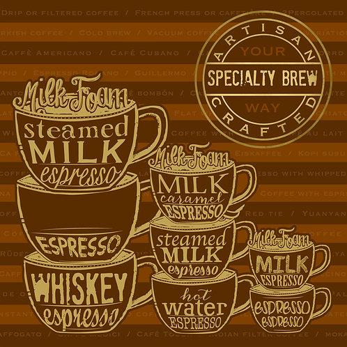 Specialty Brew - Coffee Your Way