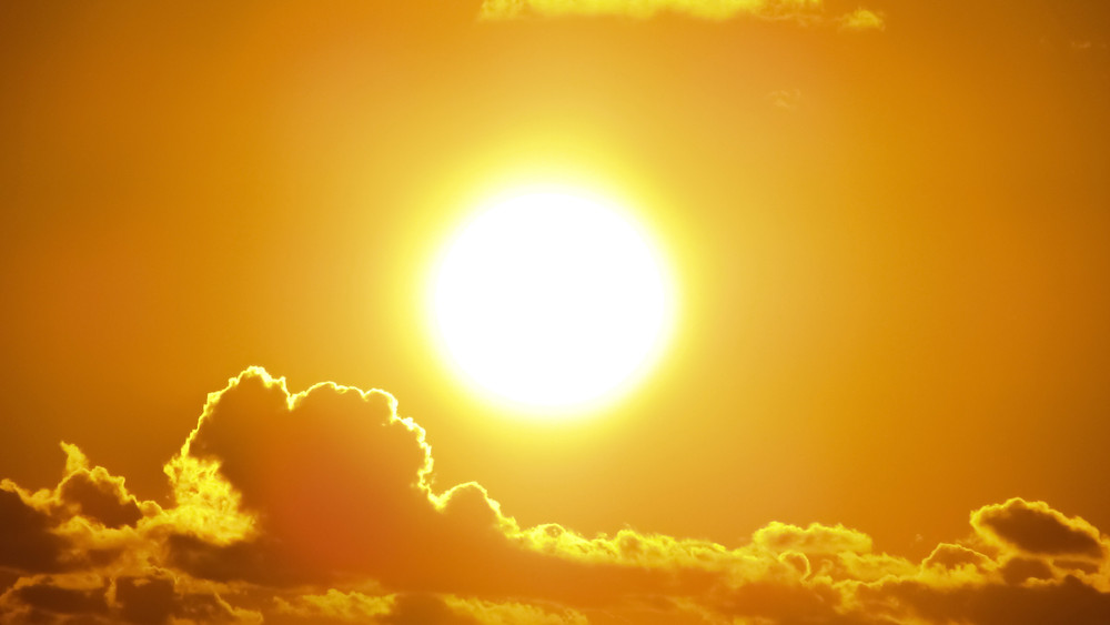 We hebben de zon nodig!