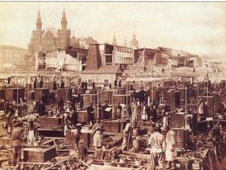 История кирпича в России от первых построек до революции