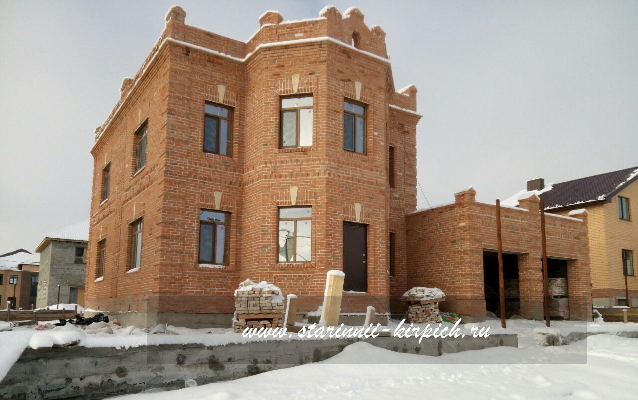 дом в старинном стиле
