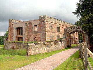Сочетание старинных стен замка с современной постройкой от архитектурного бюро Witherford Watson Man