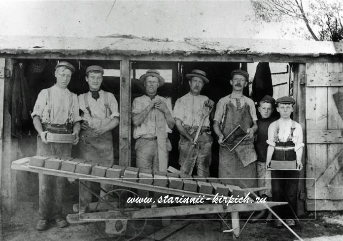 рабочие царского столетия (кирпичная фабрика)
