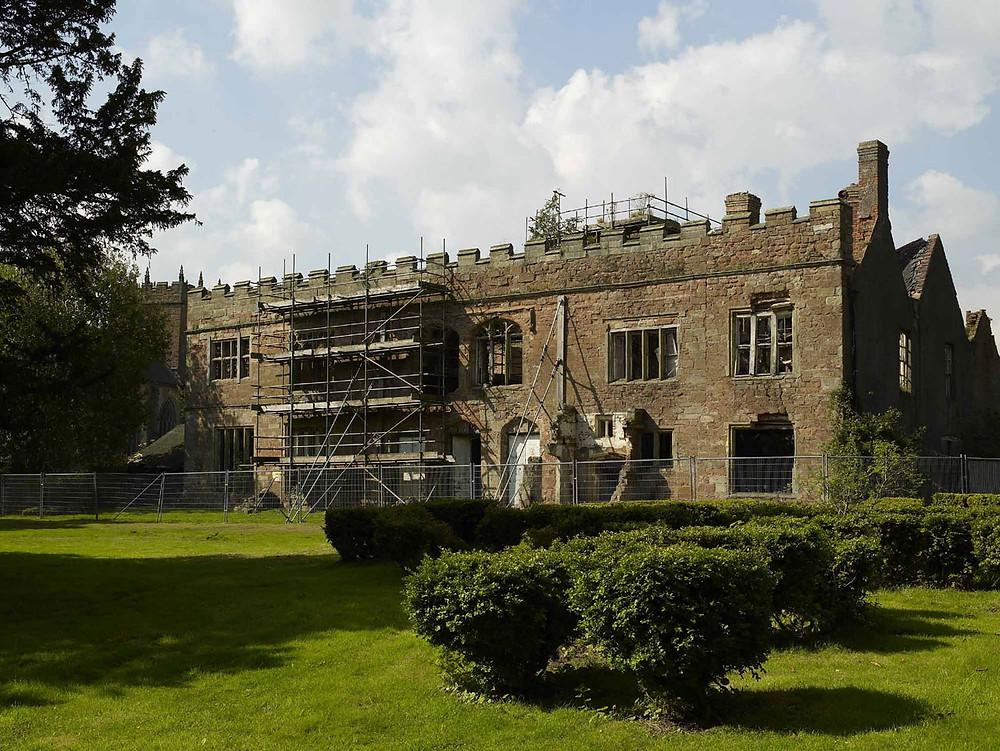 проведения работ по реставрации фасада
