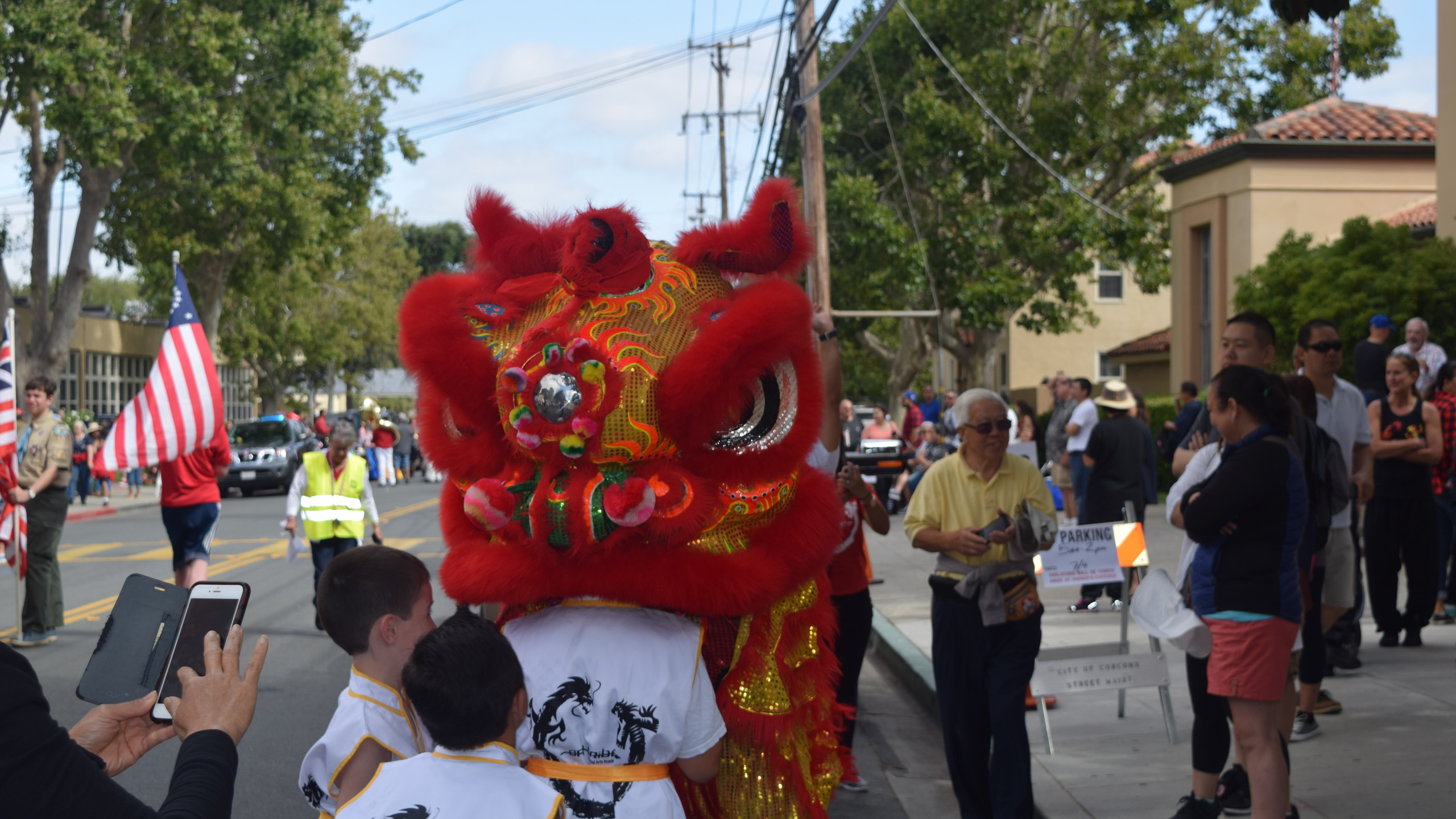 One Tribe Martial Arts Academy - Lion Dance