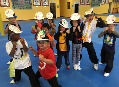 Host your own Kung Fu Birthday Party!