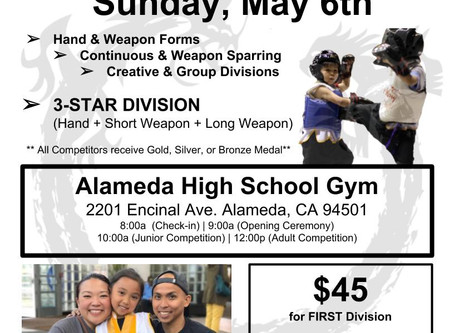 Round 2! One Tribe Martial Arts Championship - Sunday, May 6