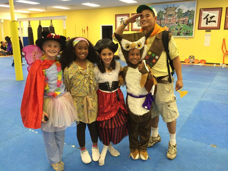 Halloween Costume Party (Sat, Oct. 28 - 4:30pm to 6:00pm)