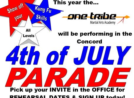 Fourth of July Parade & Picnic