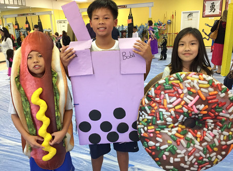 Halloween Carnival (Sat., Oct. 27 - 4:30pm to 6:00pm)