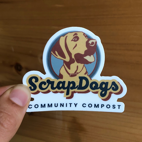 ScrapDogs Sticker