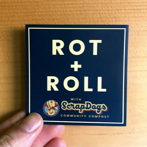 ROT + ROLL Magnet