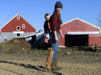 Washington farm, Camden startup receive state grant to start a commercial compost facility
