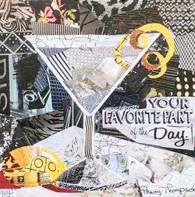 martini with lemon 2016