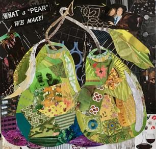 "What a ""pear we make"" 2017"