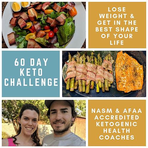 60 Day Keto Challenge