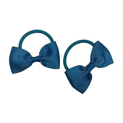 Bowtie Hair Tie (2pc)
